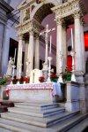 Chiesa San Francesco della Vigna - Presbiterio e coro
